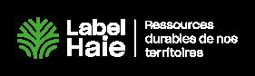 Logo alternatif du Label Haie